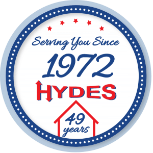 Badge Hydes Since 1972 49 Years@2x